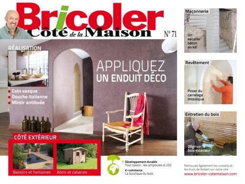 Bricoler c t maison pour ipad - Magazine deco maison gratuit ...