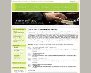 Cours de piano par internet - Cours de cuisine par internet ...