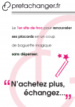 Pretachanger.fr innove dans le troc sur Internet dédié aux femmes