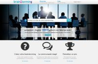 Brainztorming.fr est un puissant outil d'intelligence collective
