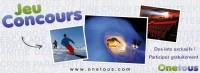 Jeu-concours gratuit Onetous ! A gagner : nuits au village d'igloos, forfaits ski et places de cinéma
