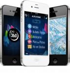 En piste pour les vacances avec l'application SKI 360
