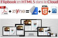 Des Flipbooks en HTML5 dans le Cloud