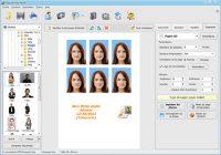 Passport Photo Maker 5.35 – le logiciel professionnel optimise la réalisation de photos d'identité