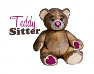 Teddy Sitter, l'ours baby sitter communicant