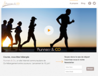 Runners&Co, le 1er site de co-hébergement entre coureurs !