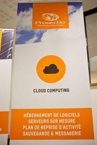 Cloudirect, le Cloud breton de Provectio