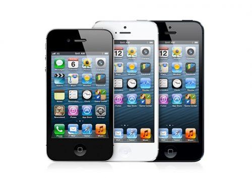 écran iphone