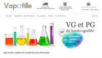 Avec Vapotille.com, changez de cap et passez aux saveurs de la cigarette électronique