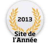 allobébé élu «site shopping le plus populaire de l'année 2013»