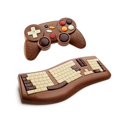 Un cadeau original avec du chocolat pour geek - Cadeau original cuisine ...