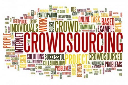 """Résultat de recherche d'images pour """"Le crowdsourcing"""""""