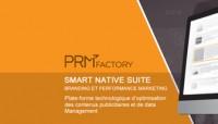 Découvrez les SMART NATIVE ADS par PRM FACTORY