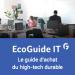 Nouvelle version de l'EcoGuide IT, le guide d'achat du high-tech durable !
