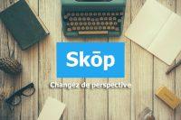 Skōp, le magazine collaboratif qui vous paye pour écrire, voter & partager