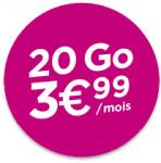Derniers jours pour bénéficier d'un forfait mobile illimité à 3,99€ par mois